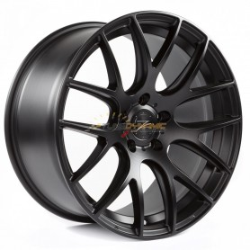 "JANTE Z-PERFORMANCE ZP.01 CONCAVE MATT BLACK 8x18"" - 5x120 - ET38 - Ø72.6mm"