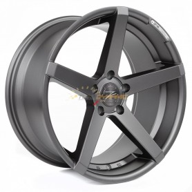 "JANTE Z-PERFORMANCE ZP.06 DEEP CONCAVE MATT GUNMETAL 9.5x19"" - 5x120 - ET35 - Ø72.6mm"
