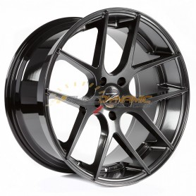 "JANTE Z-PERFORMANCE ZP.07 DEEP CONCAVE HYPER BLACK 8.5x19"" - 5x120 - ET35 - Ø72.6mm"
